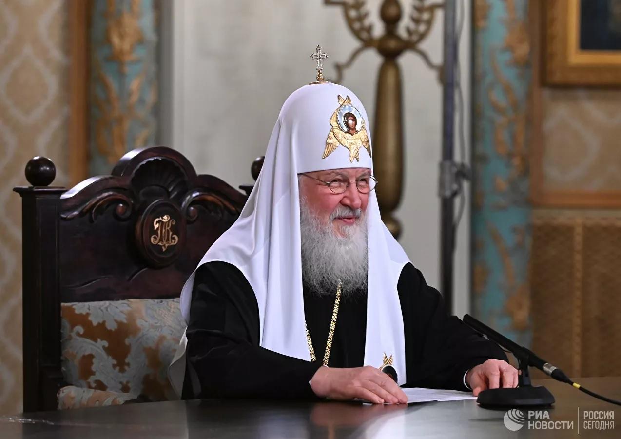 Патриарх Кирилл поздравил инославные Церкви с Пасхой