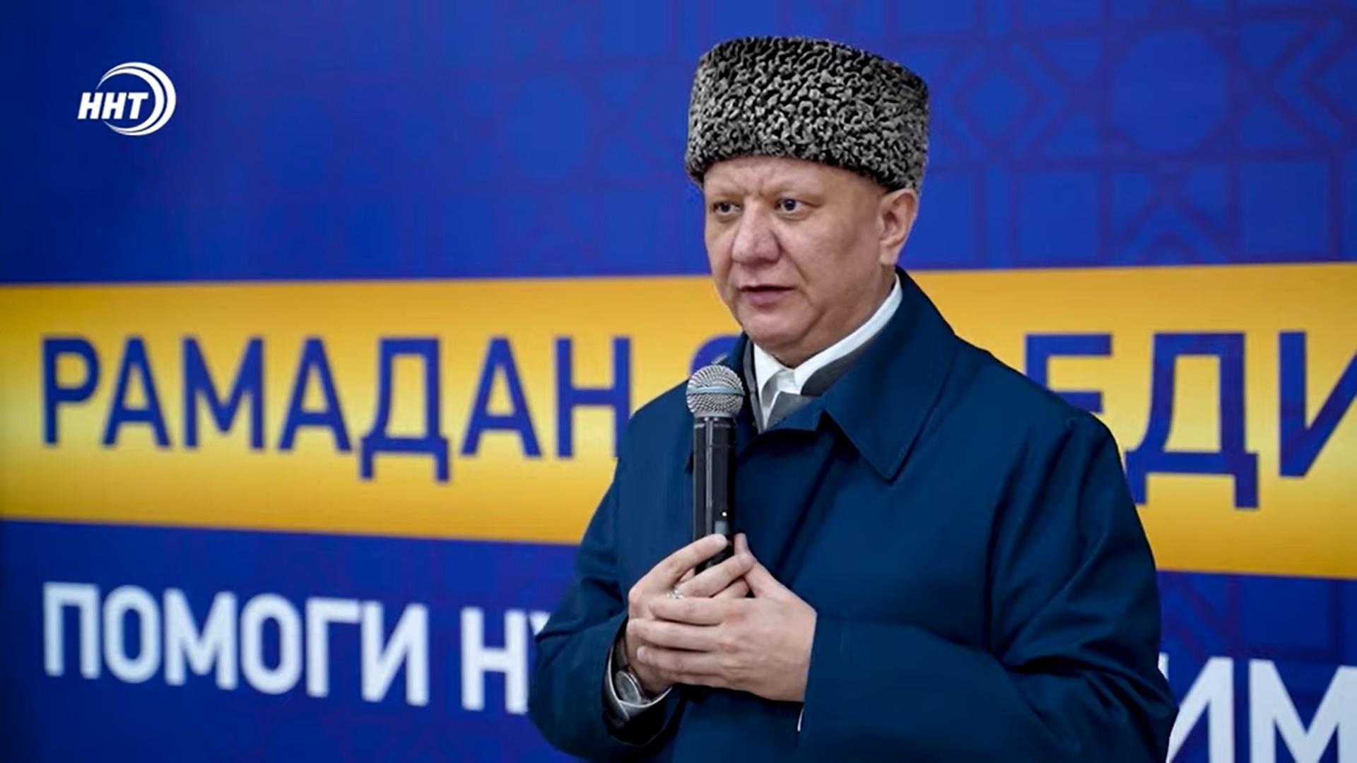Муфтий Крганов рассказал о подготовке к Ураза-байрам в Москве
