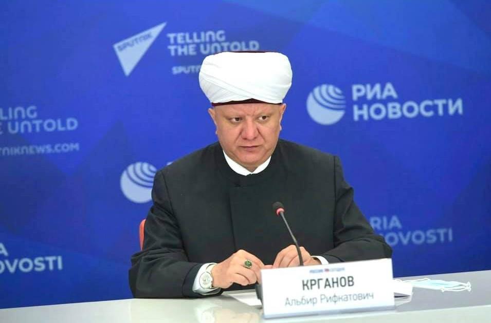 Муфтий Крганов вновь пожаловался на нехватку мечетей в Москве