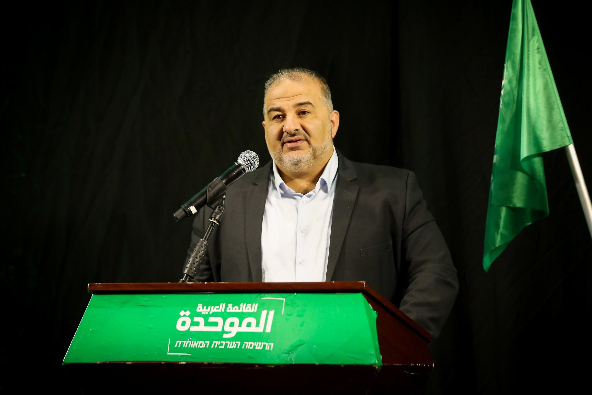 Исламист Аббас призывает к еврейско-арабскому сотрудничеству