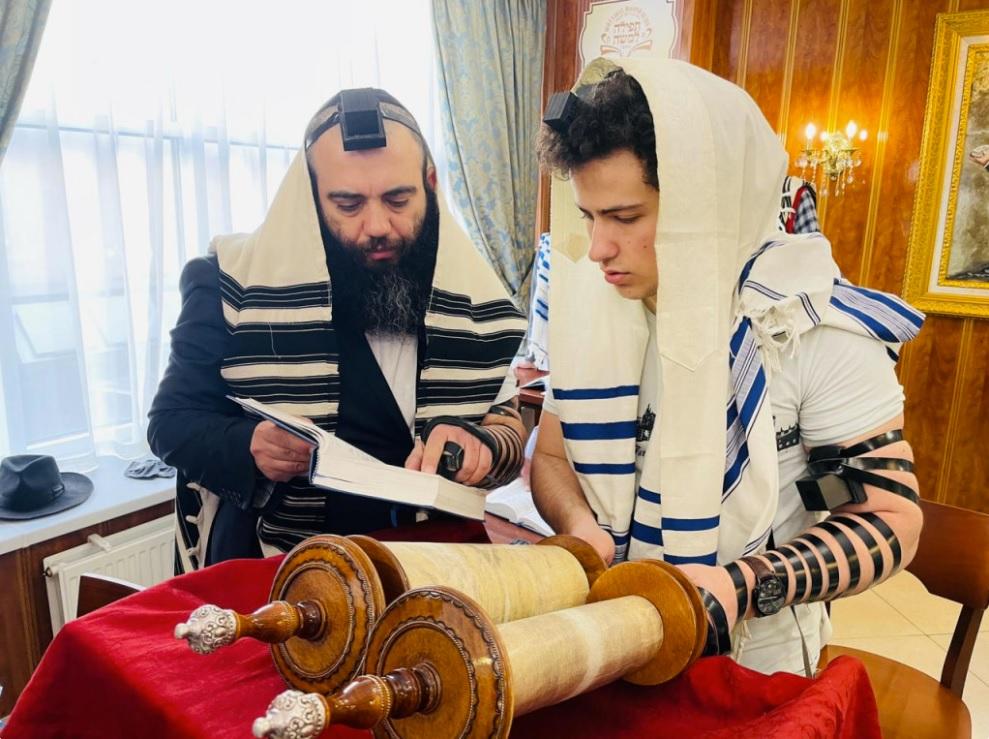 Еврейское фото недели: новое имя и древний завет