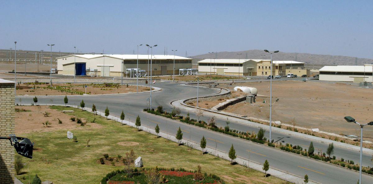 Отключение электричества на ядерном объекте Ирана в Натанзе