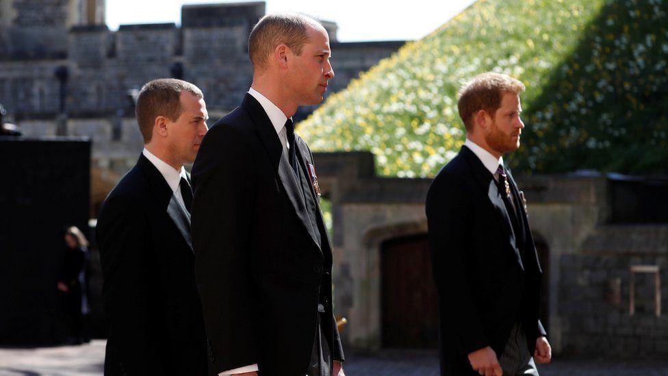 На отпевании принца Филиппа прозвучала русская молитва