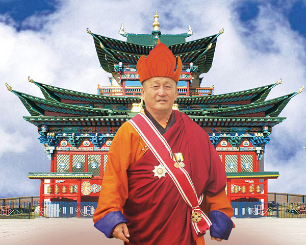 Глава Буддийской Сангхи России запускает хуралы от коронавируса
