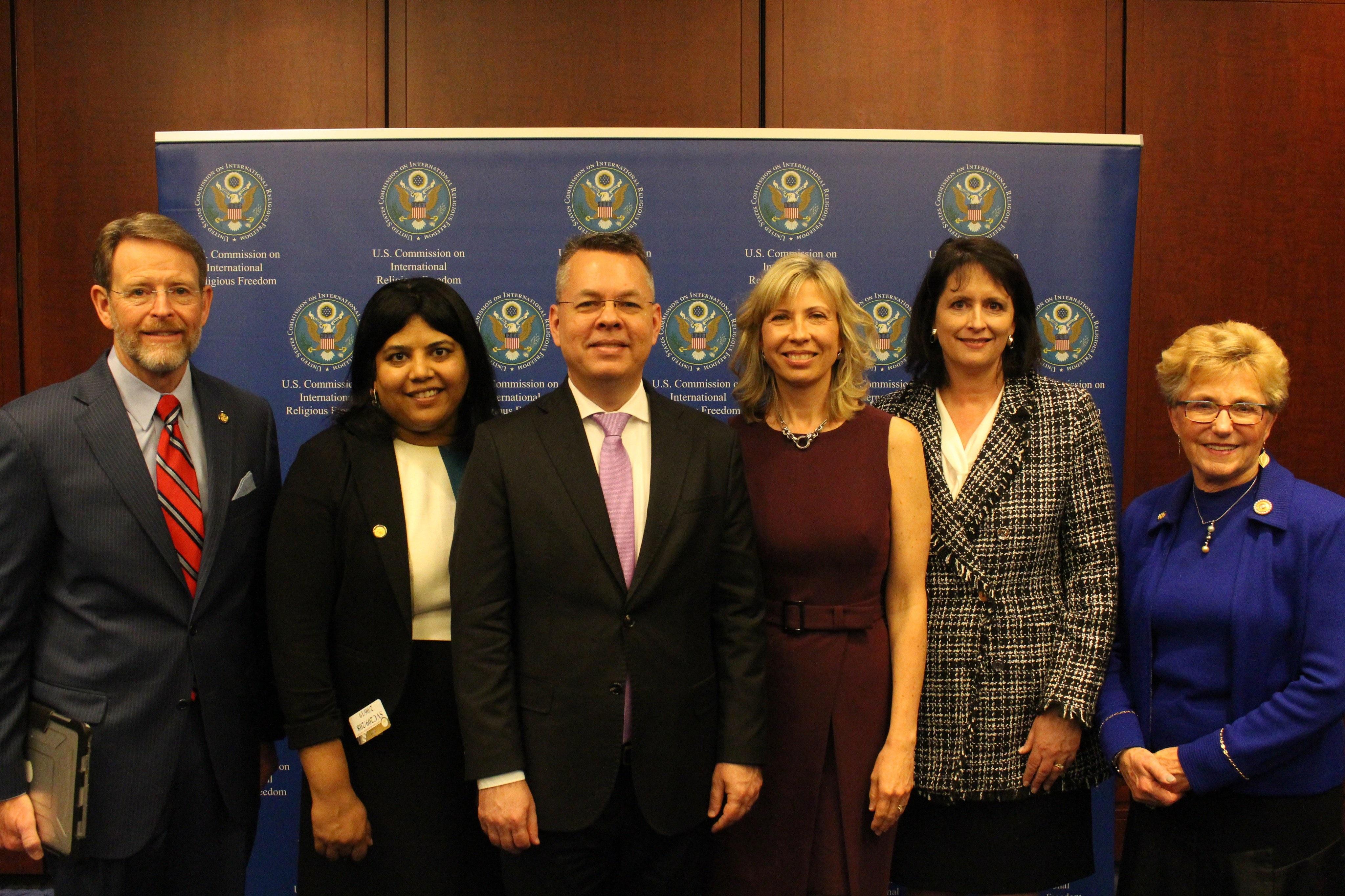 У Комиссии США по международной религиозной свободе новая глава