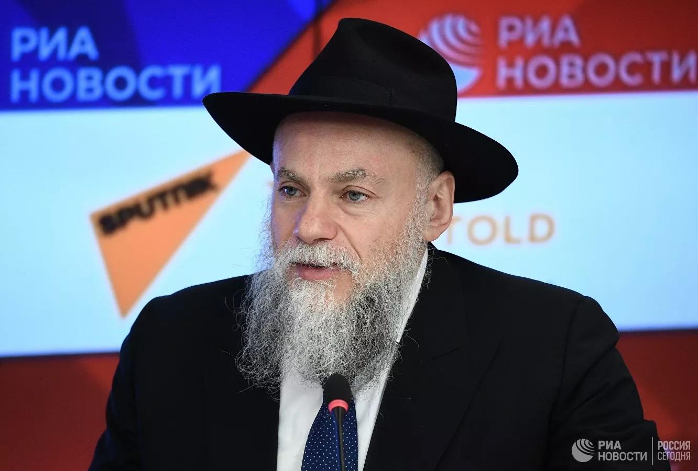 Раввин Борода: закон и здравый смысл - на защите синагог в России