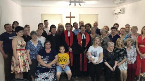 Визитация Архиепископа Брауэра в Северокавказское пропство