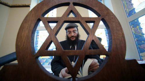 Синагога в Москве усилила охрану из-за конфликта в Израиле