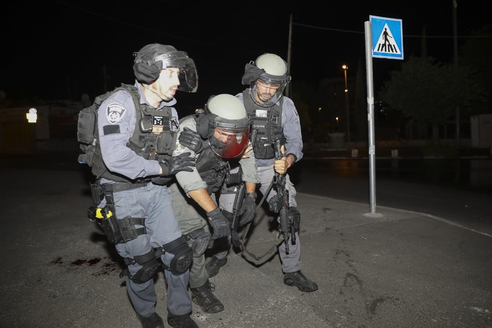 Ночь Предопределения: в Иерусалиме продолжились столкновения