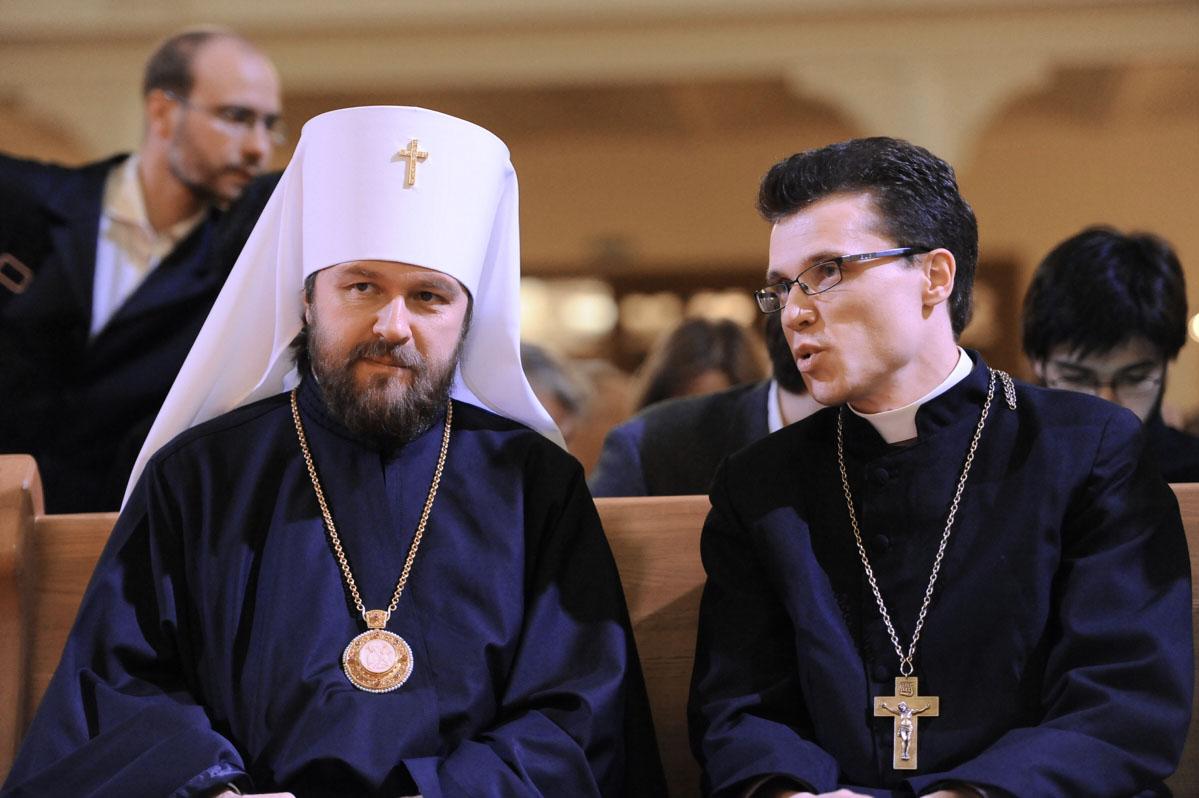 Христианские конфессии России поздравили ОВЦС с 75-летием