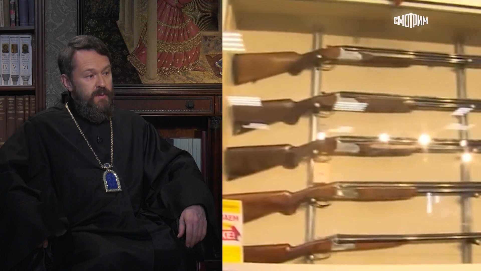 Митрополит Иларион призвал запретить охоту для развлечения