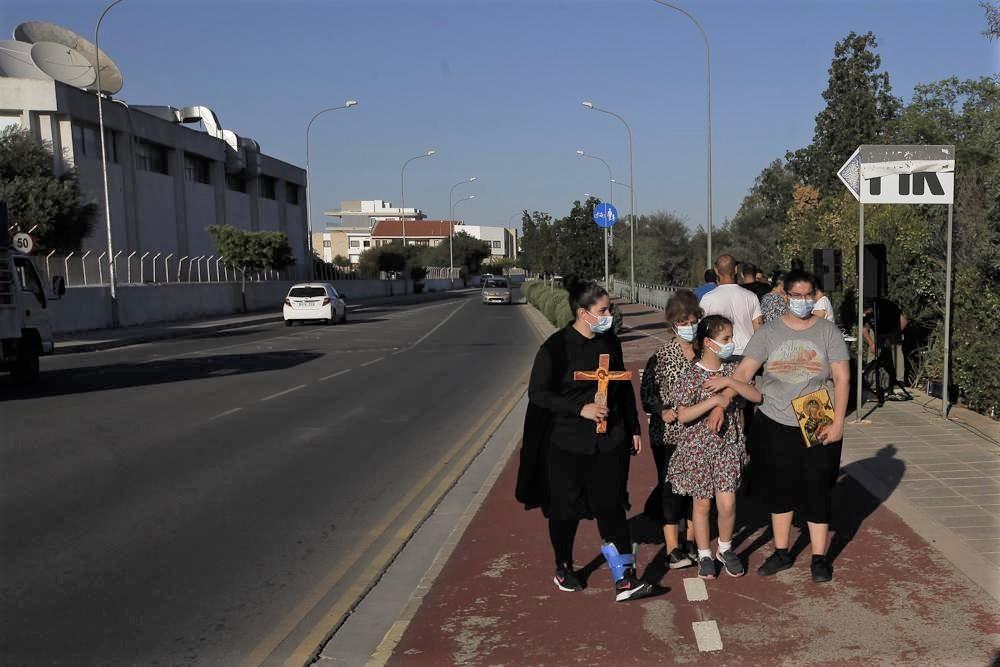 На Кипре верующие протестуют против «El Diablo» на Евровидении