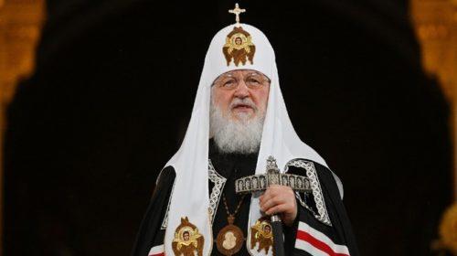 Патриарх Кирилл соболезнует в связи с трагедией в школе в Казани