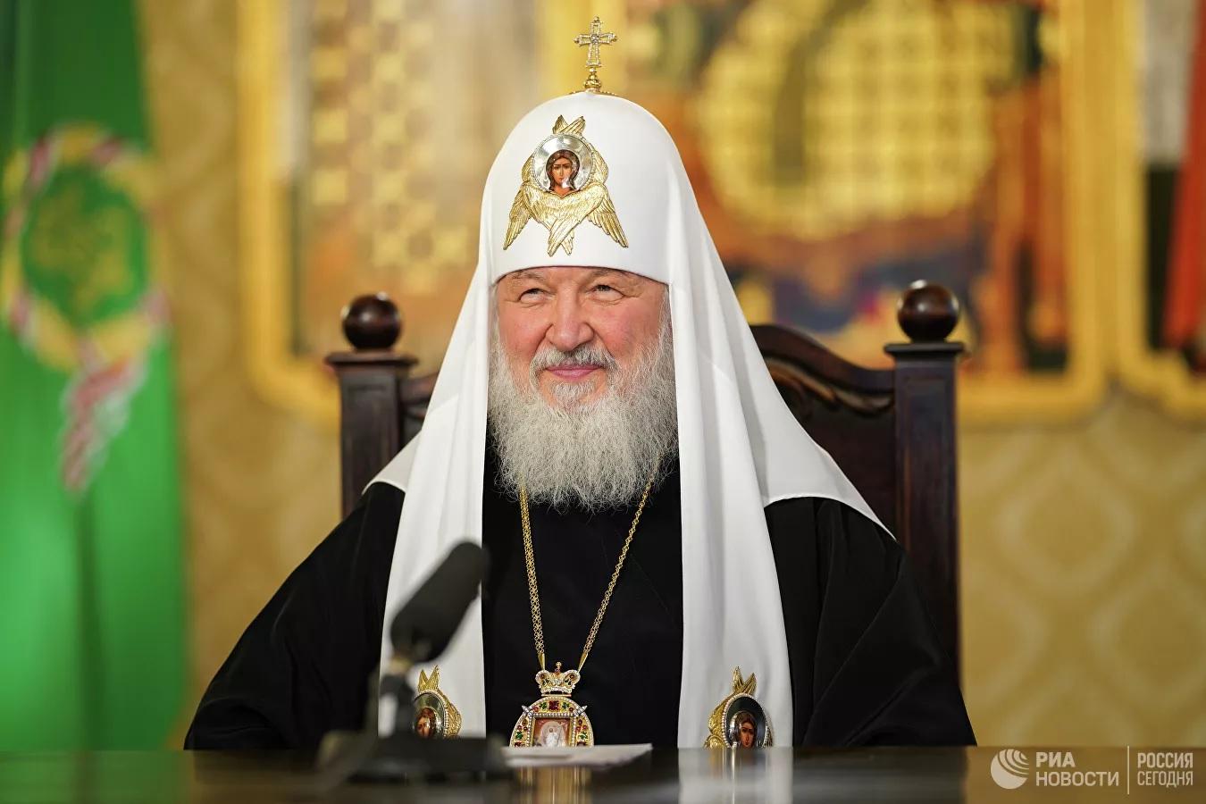 Патриарх призвал женщин не делать аборт, а отдать детей Церкви