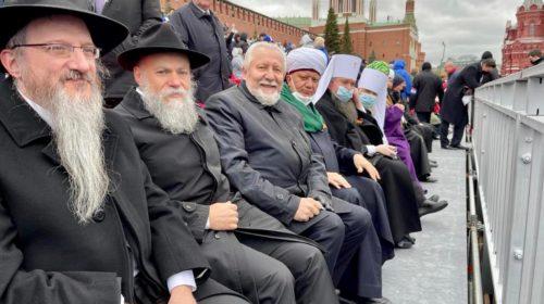 Муфтий Крганов и раввин Лазар призвали сплотиться ради мира