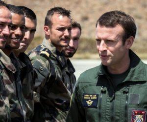 Военные второй раз предупреждают Макрона об угрозе исламизации