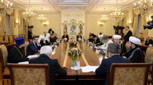 Заявление Межрелигиозного совета России в связи с нападением