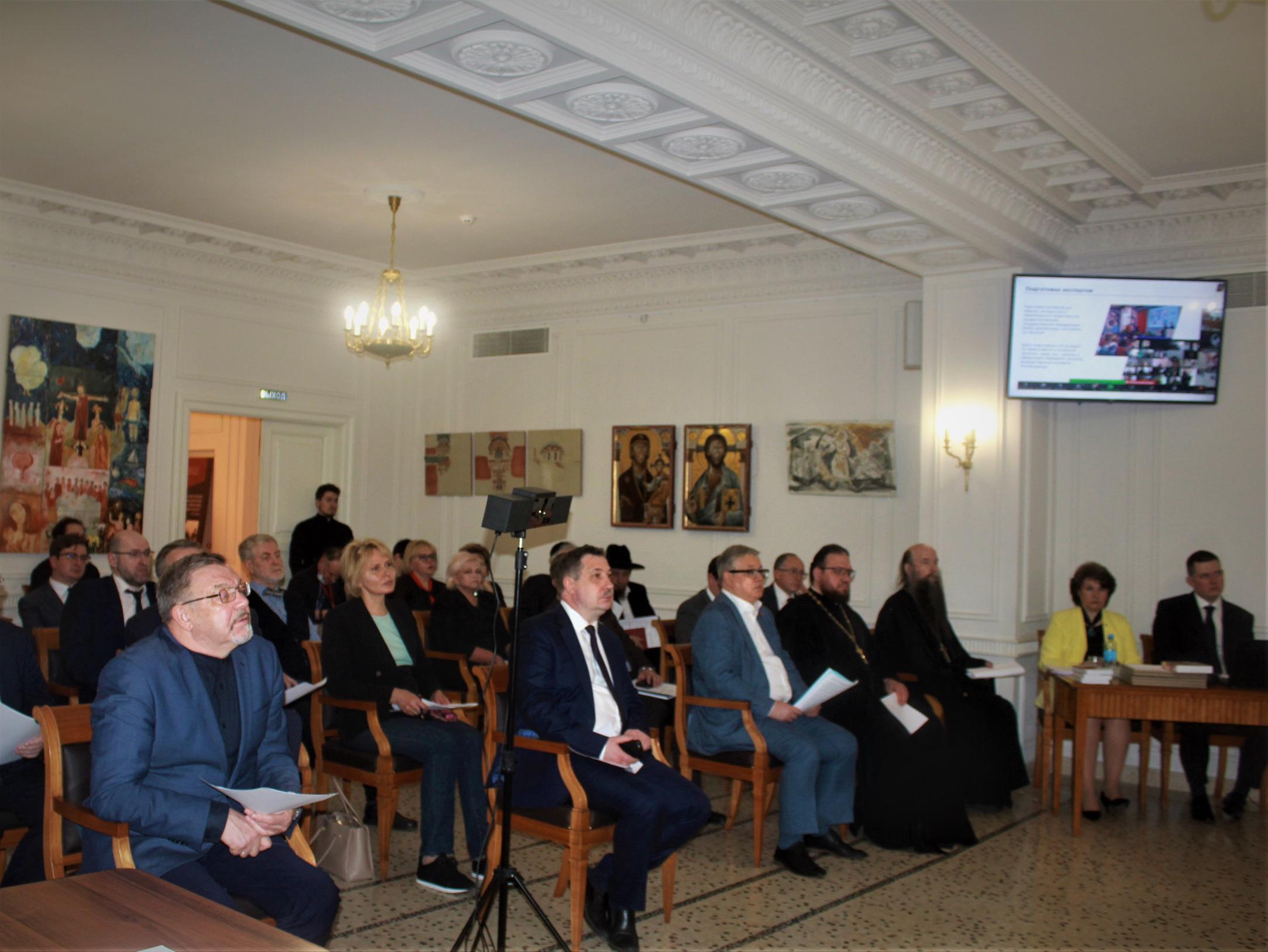 Общее собрание Научно-образовательной теологической ассоциации