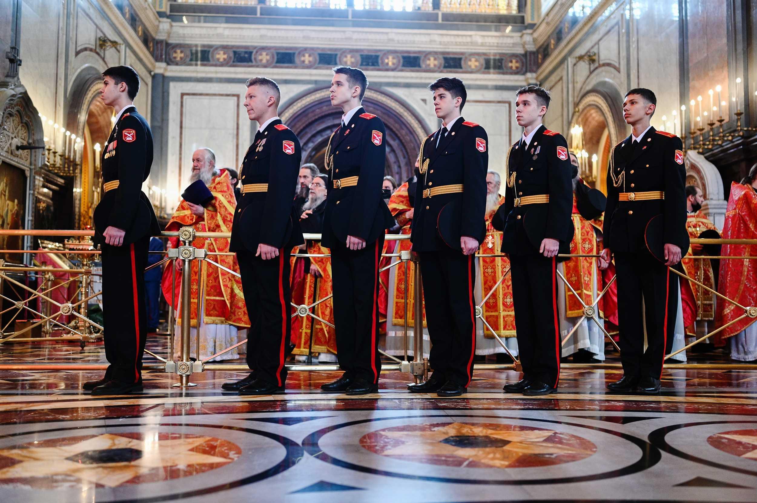 Патриарх Кирилл: Победа на самом деле была в день святого Георгия