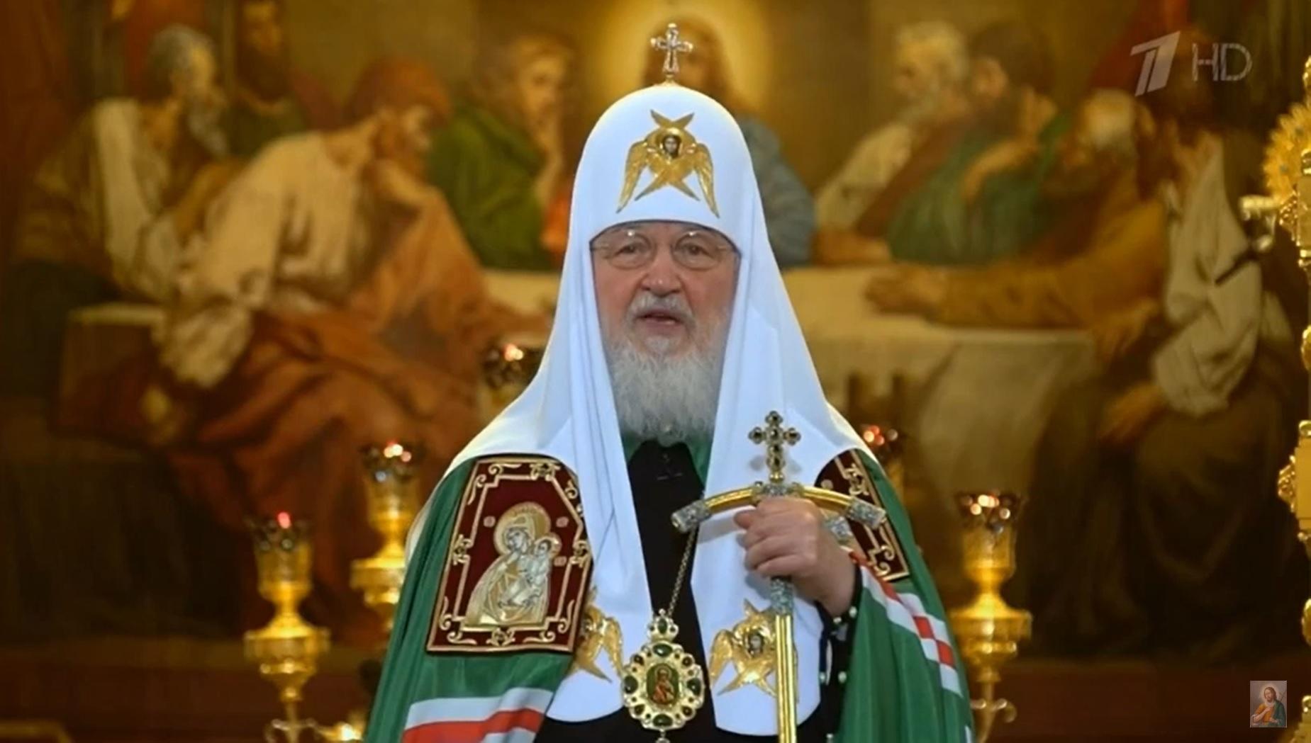 Патриарх Кирилл предостерег «всяких начальников» от тирании