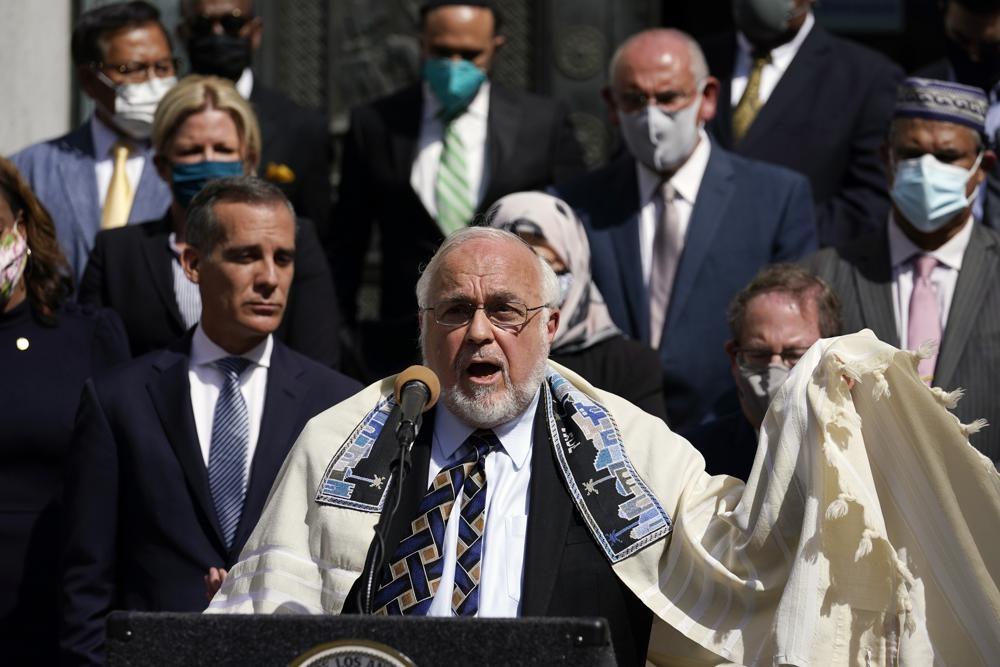 Религиозные и политические лидеры США - против антисемитизма