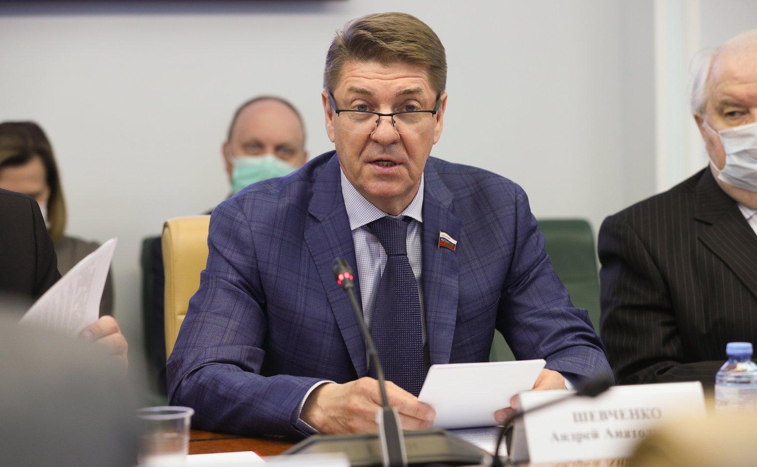 Косачев: Содержательная подготовка Всемирной конференции 2022 г.