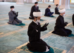 О (не) проведении намазов Ураза-байрам в мечетях Москвы в 2021