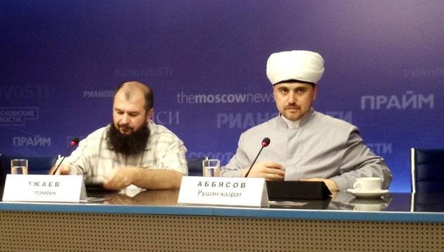 Первый зампред Совета муфтиев: Эжаева знаем с лучшей стороны