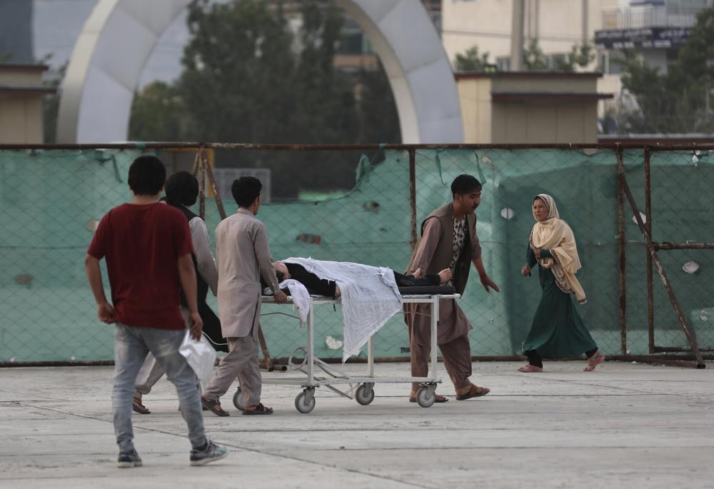 Уже 50 погибших от взрыва у школы в столице Афганистана