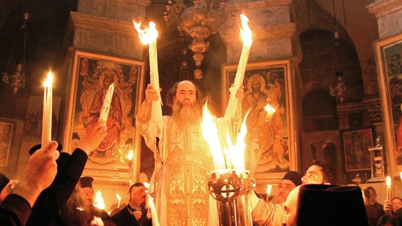 Патриарх Иерусалимский Феофил: Свет, который просвещает людей
