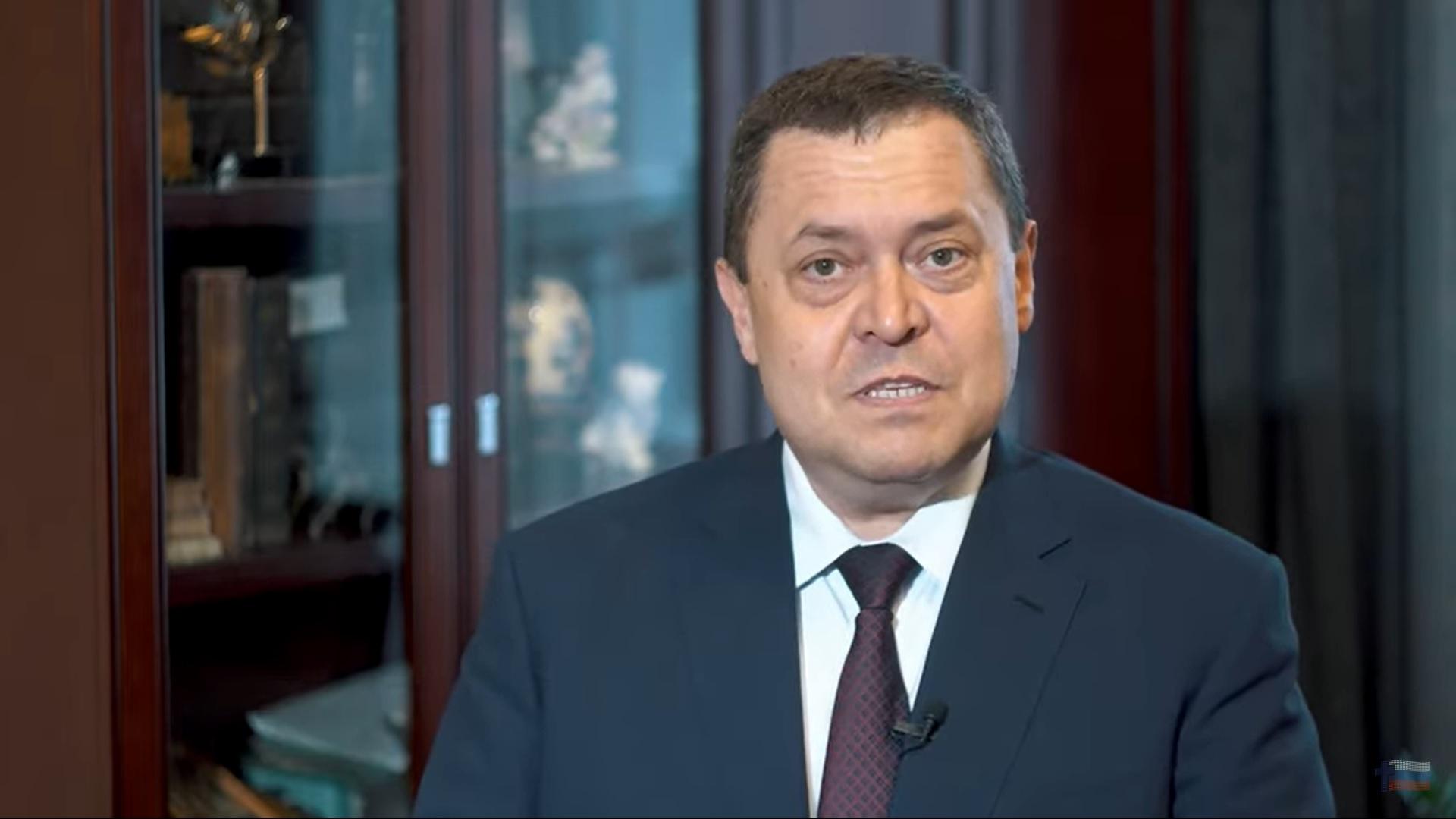 Поздравление главы РЦХВЕ Эдуарда Грабовенко с праздником Пасхи