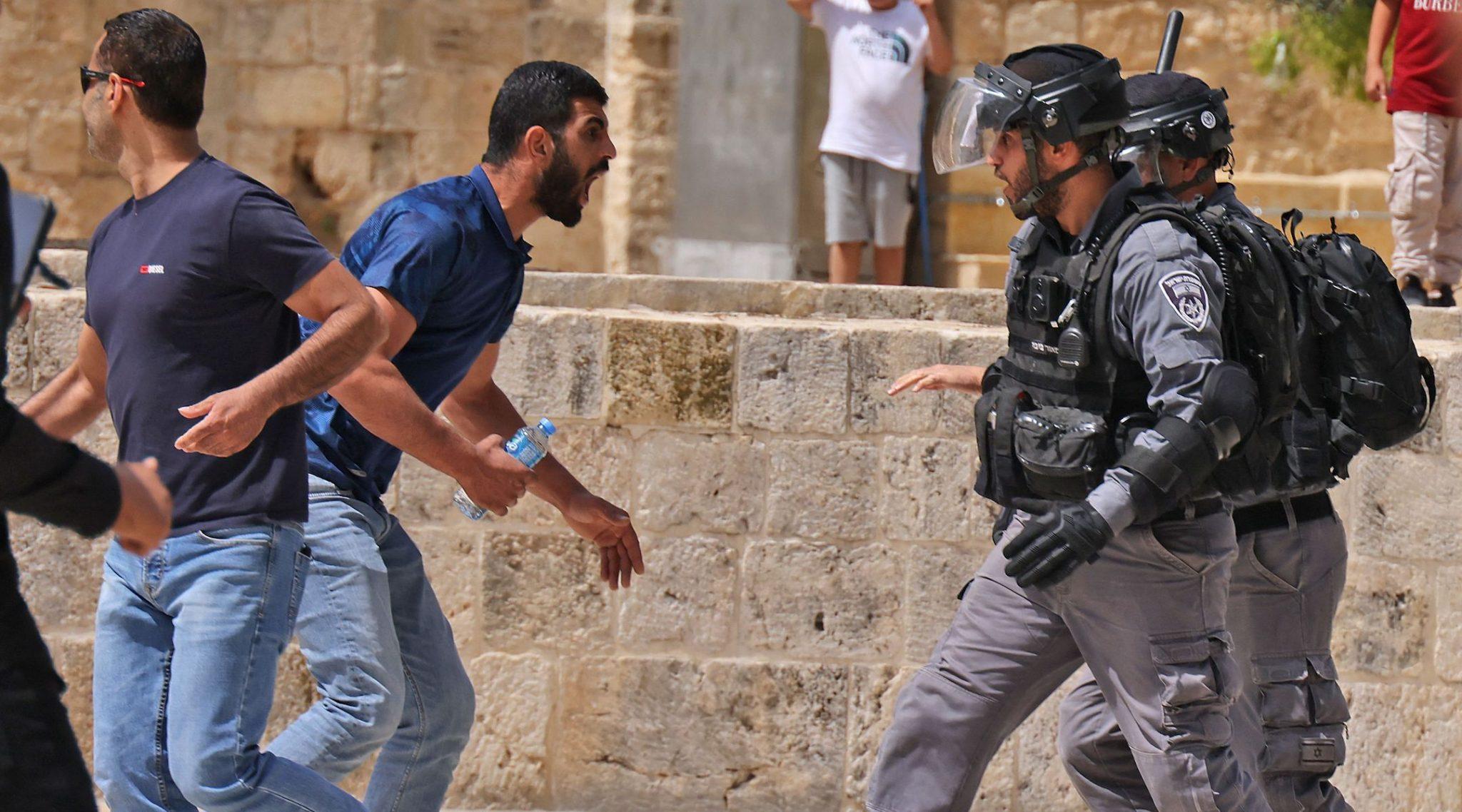 Израиль и ХАМАС не воюют, несмотря на столкновения в Иерусалиме