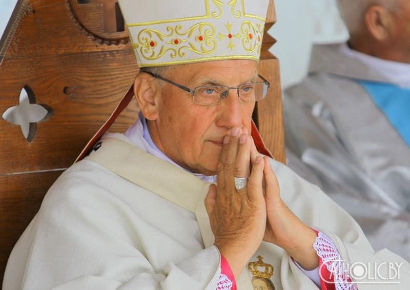 Кондрусевич: это печальное событие - Божий призыв к нам