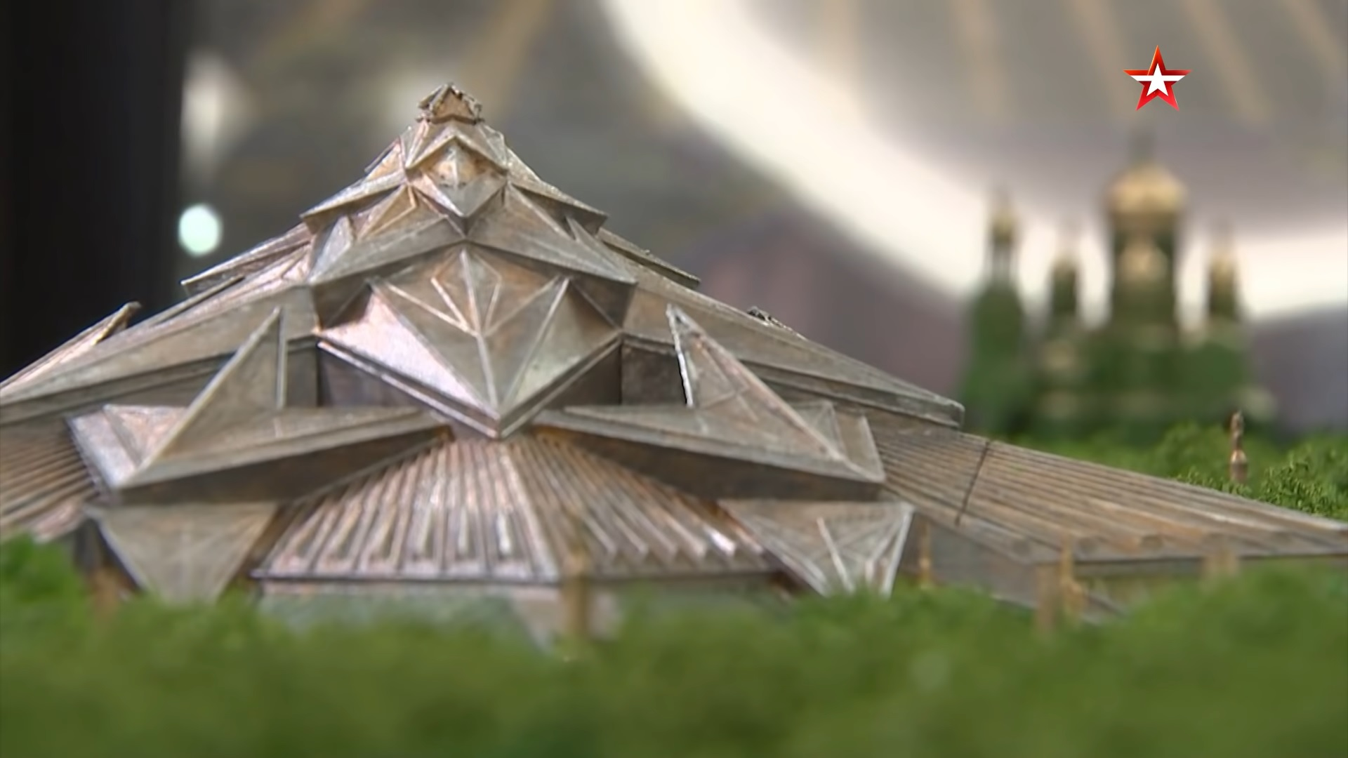 """""""Звезда одна на одной"""" появится рядом с Главным храмом ВС"""