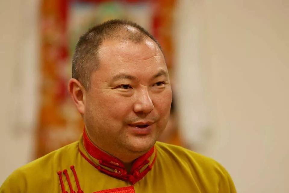 Представитель Далай-ламы в России вступил в должность