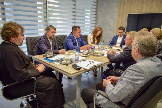 Совещание правозащитной комиссии Русского собора (ВРНС)