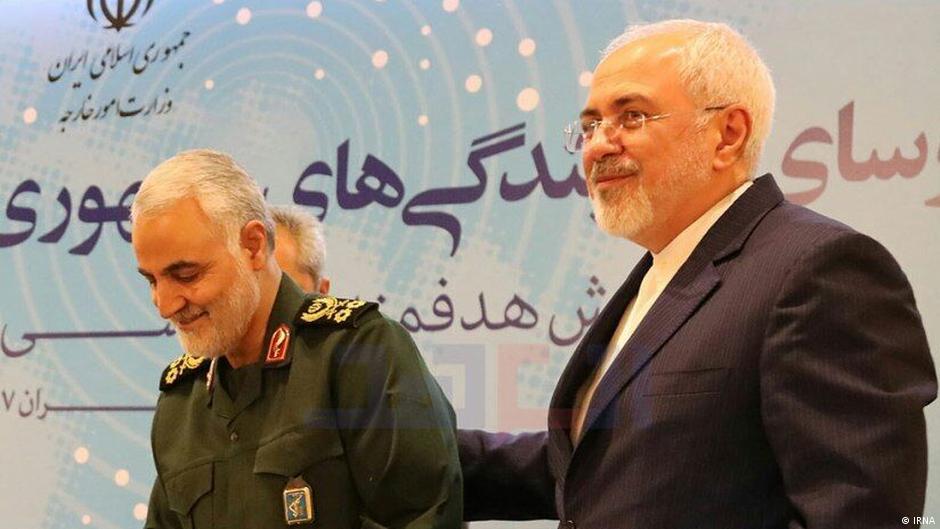 """Утечка Зарифа - знак раскола в Иране, """"мина"""" под примирение с США"""