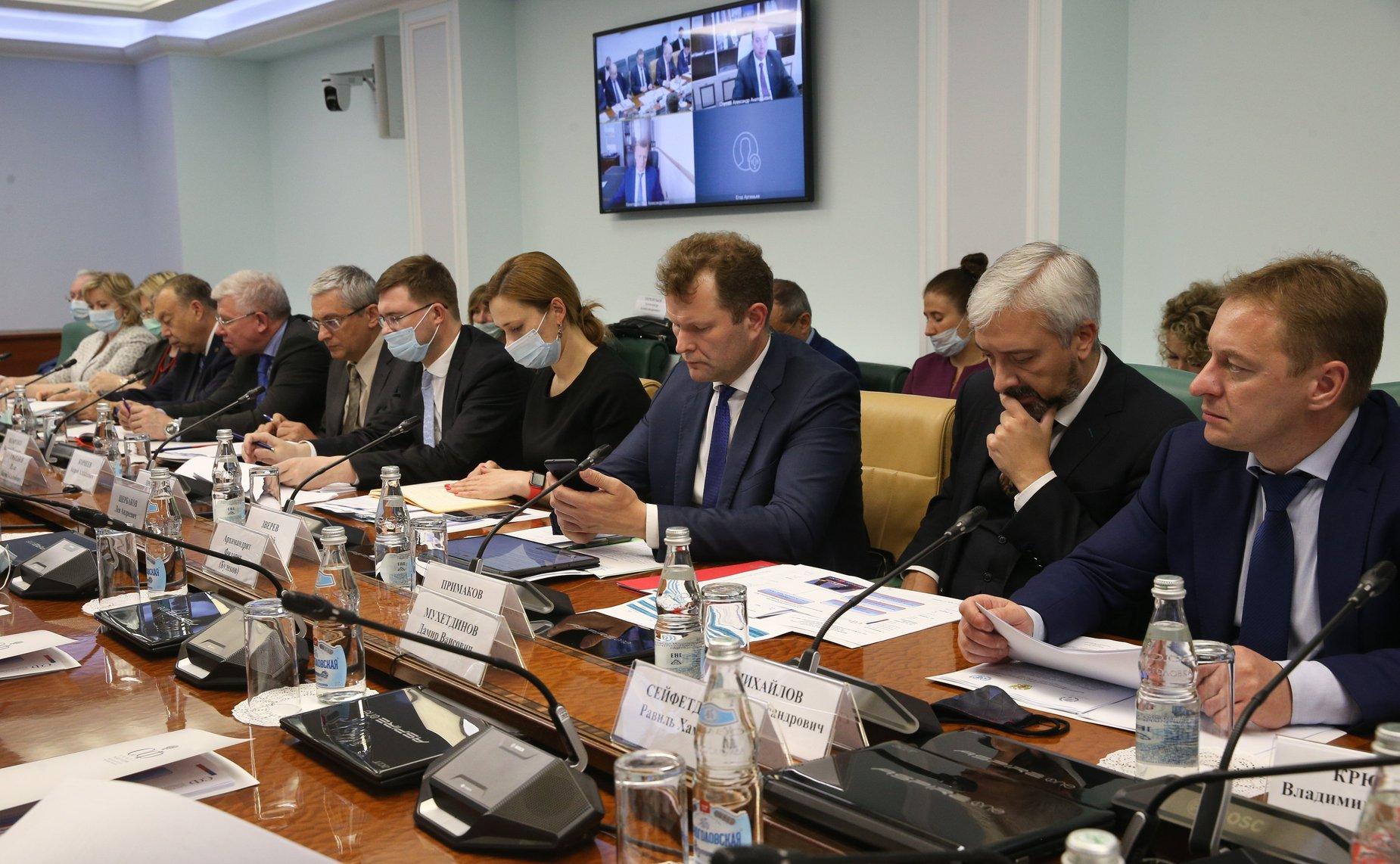 В СФ продолжается работа по подготовке Всемирной конференции