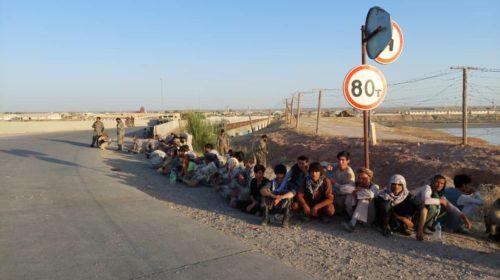 Более 130 афганских солдат бежали в Таджикистан от удара талибов*