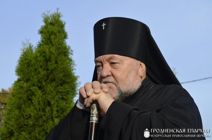 Вольнодумного белорусского архиепископа Артемия отставили