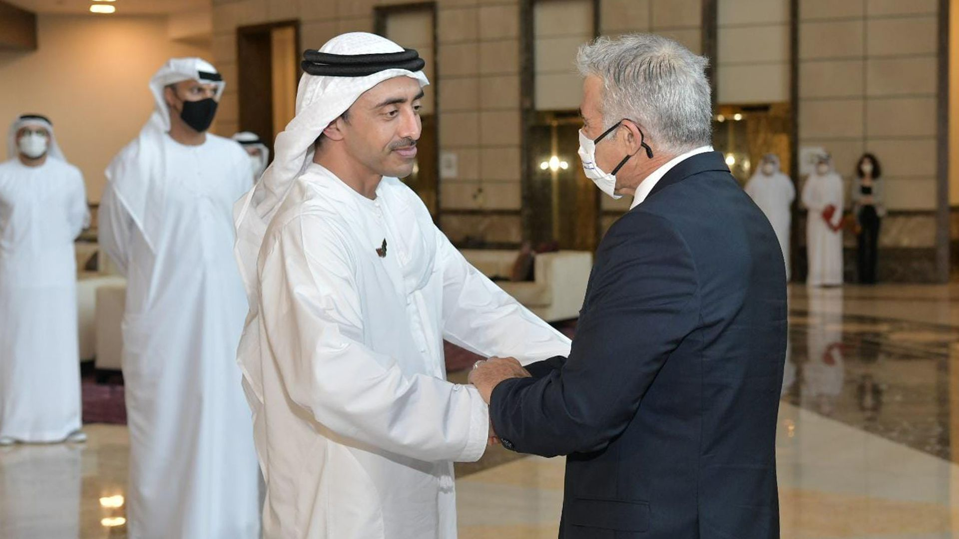 Министр ОАЭ: мир с Израилем будет расти и при новом правительстве