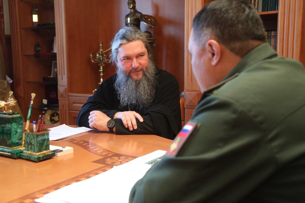 В Екатеринбургской епархии РПЦ построят Главный храм ЦВО