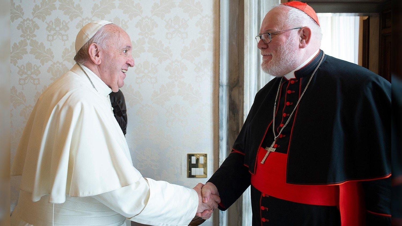 Да, это катастрофа | Папа Франциск ответил кардиналу Марксу