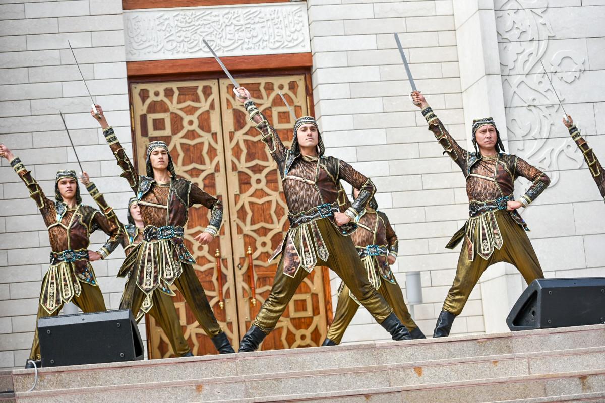 В честь 1099-летия принятия Ислама прошел Изге Болгар җыены