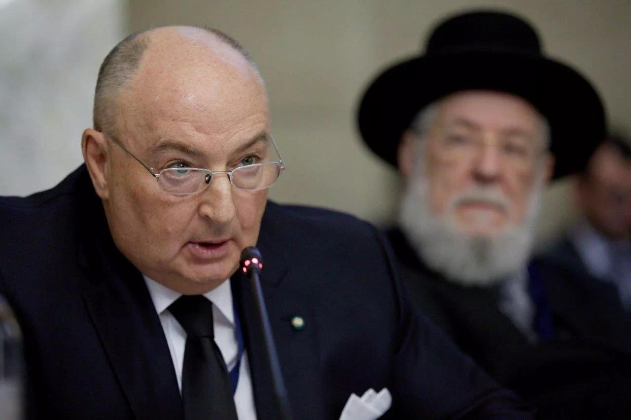 """ЕЕК заявляет о """"масштабной волне"""" антисемитизма в мире"""