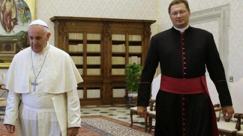 Назначен апостольский нунций Ватикана в Киеве