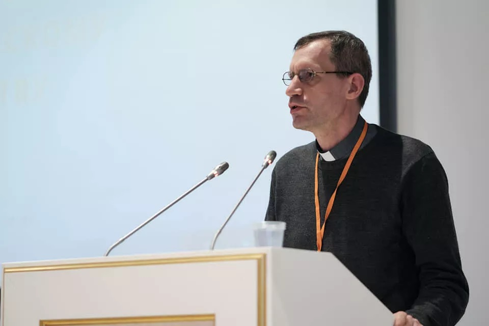 Иезуит Штефан Липке: наш орден очень успешен - и неспроста