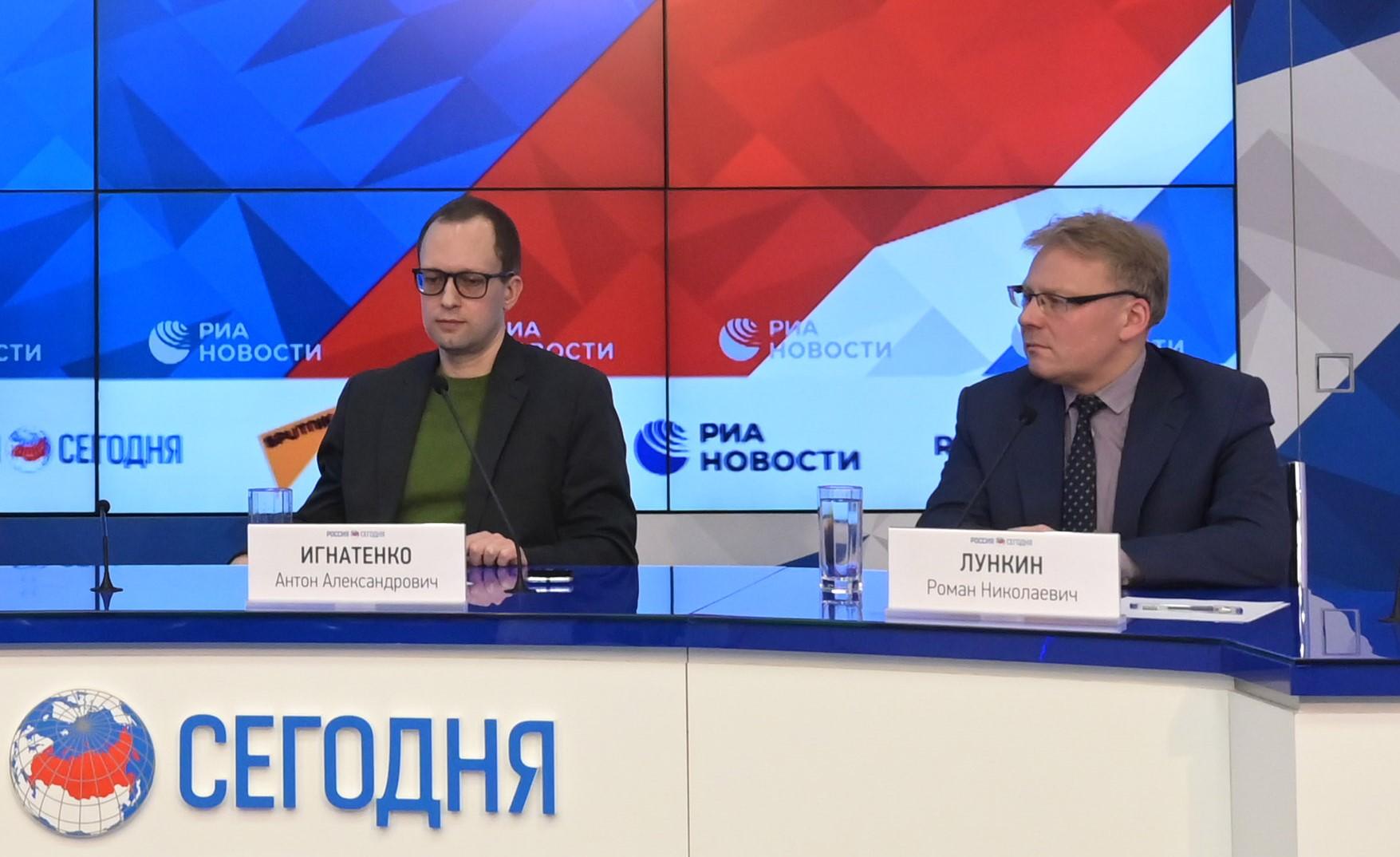 Лункин и Игнатенко - о перспективах автокефалии в Белоруссии
