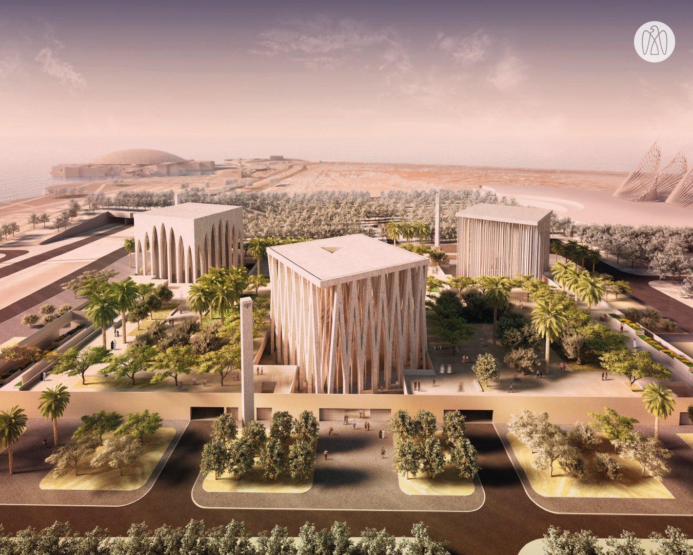 В ОАЭ раскрыли имена мечети, церкви и синагоги в едином центре