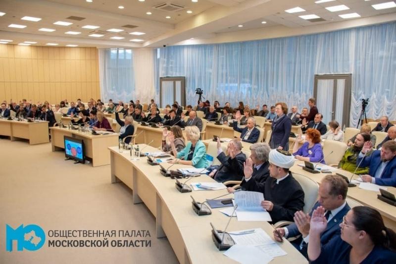 Рушан Аббясов вошел в Общественную палату Московской области